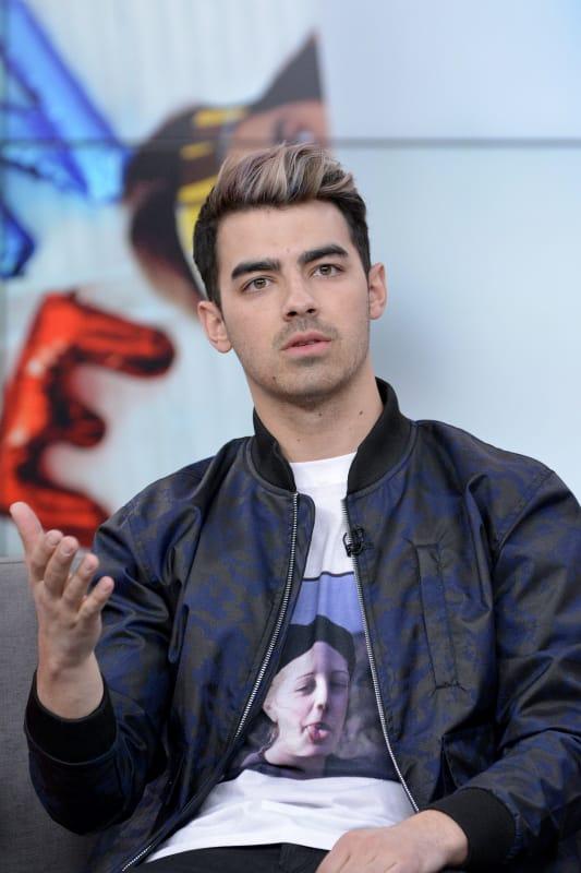 Joe Jonas and DNC: CTV The Social Talk Show Appearance