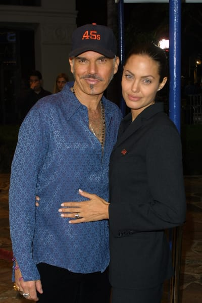 Angelina Jolie With Billy Bob Thornton