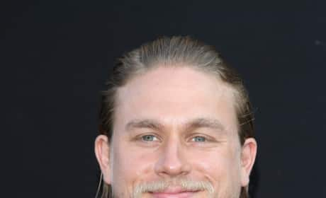 What do you think of Charlie Hunnam as Christian Grey?