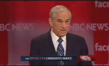 Republican Debate Highlights: Ron Paul Edition!