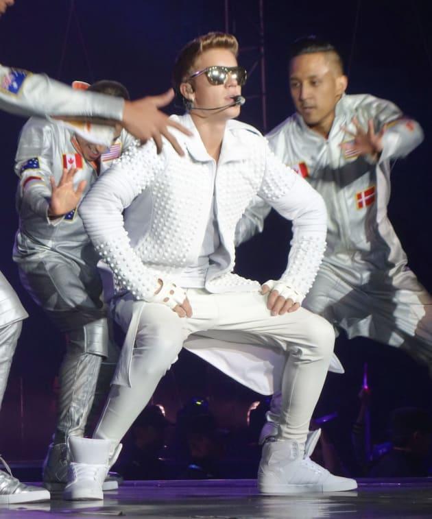 Bieber in China