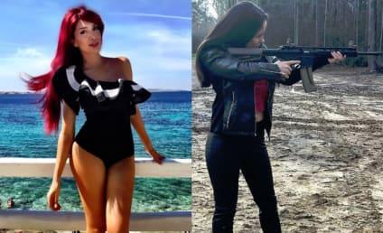 Farrah Abraham SLAMS Jenelle Evans Over Pro-Gun Posts