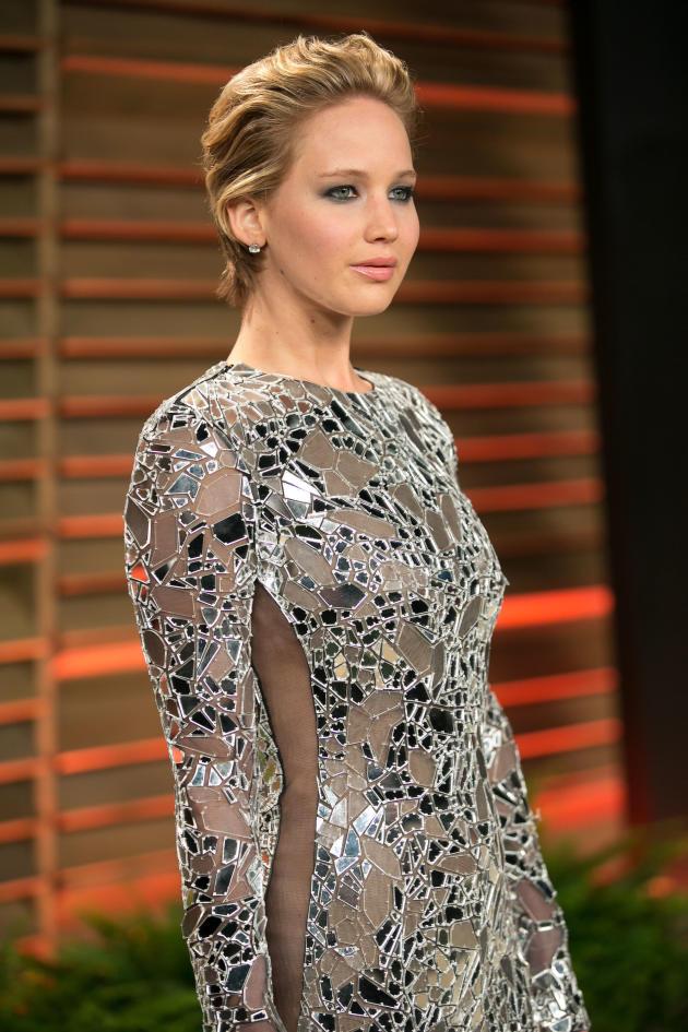Jennifer Lawrence Red Carpet Image