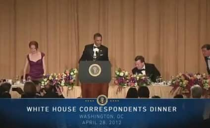 White House Correspondents Dinner: President Obama Mocks Mitt Romney, Donald Trump, Himself