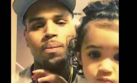 Chris Brown and Royalty Bonding