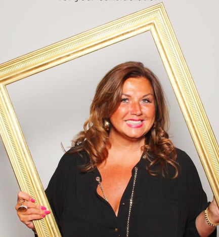 Abby Lee Miller Gets Framed