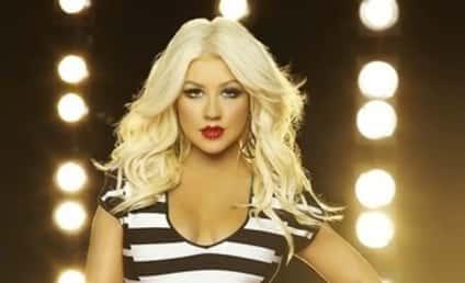 The Voice Promo Pics: Airbrushing Christina Aguilera