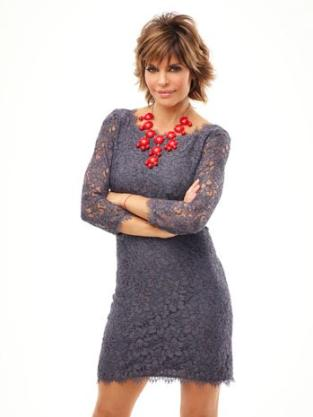Lisa Rinna Celebrity Apprentice Photo