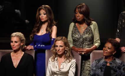 Star Jones Goes Off on NeNe Leakes, Lisa Rinna