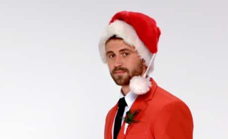 The Bachelor Promo: Is Nick Viall Santa Claus?