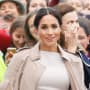 Meghan Markle, So Pregnant