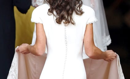 "Pippa Middleton: Royal Wedding Dress Fit ""A Little Too Well"""