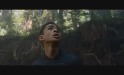 After Earth Clip: Jaden Smith vs. Angry Monkeys