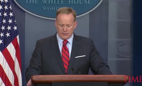 Sean Spicer Defended Hitler During Passover Because Of Course He Did