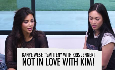 "Kim Kardashian Shoots Down Marriage Rumors, Tells Haters to ""Get a Life"""
