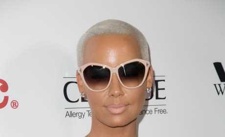 Amber Rose Party Pic