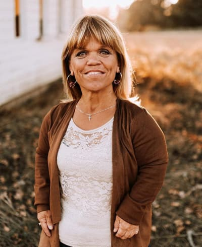 Amy Roloff is Gorgeous