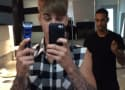 "Justin Bieber Shaves ""Mustache"" in Thrilling Instagram Video"