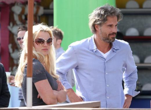 Jason and Britney Picture