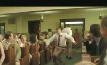 Wedding Entrance Dance Video Gives Chris Brown Some Great PR