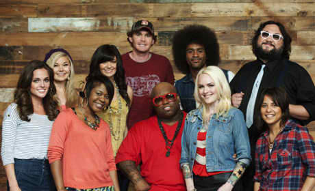 The Voice: Team Cee-Lo