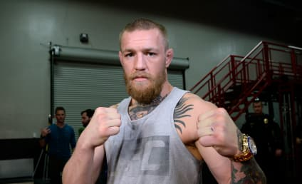 Conor McGregor BLASTS Floyd Mayweather: Pay Your Taxes, Old Man!
