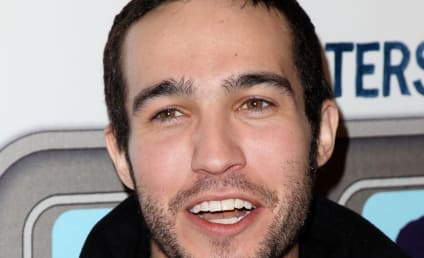 Pete Wentz Debuts Shaved Head