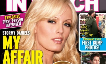 "Stormy Daniels Details ""Generic"" Sex with Donald Trump"