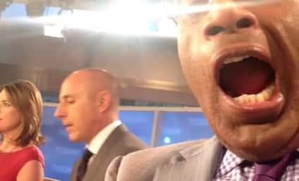 Al Roker Oversleeps, Misses Today Show Segment