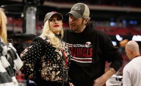 Blake Shelton To Make Honest Woman Out Of Gwen Stefani SOON!