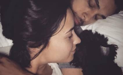 Demi Lovato Shares Adorable, Sleepy Pic of Wilmer Valderrama