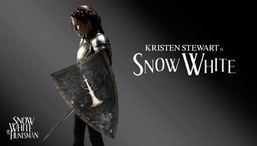 Kimberly Stewart as Snow White
