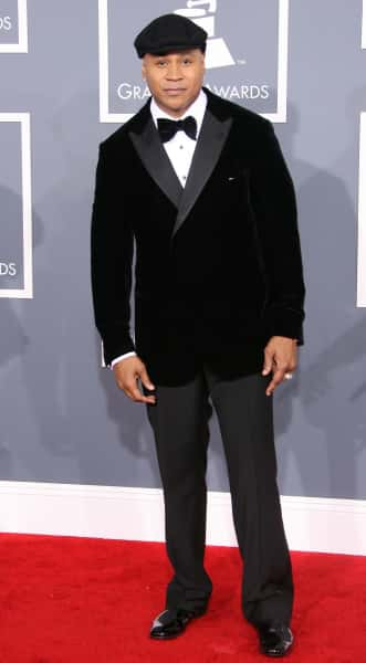 LL Cool J at the Grammys