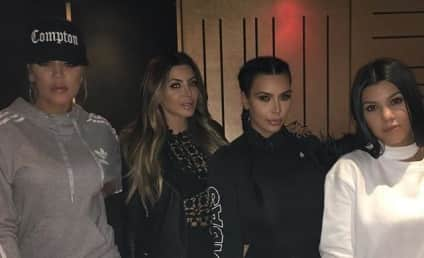 Khloe Kardashian Throws Shade at Rob Kardashian, Blac Chyna