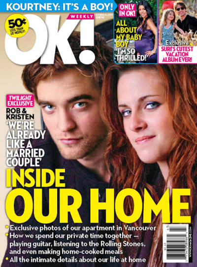 Robsten Cover