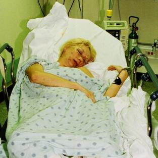 Hospitalized Hooker