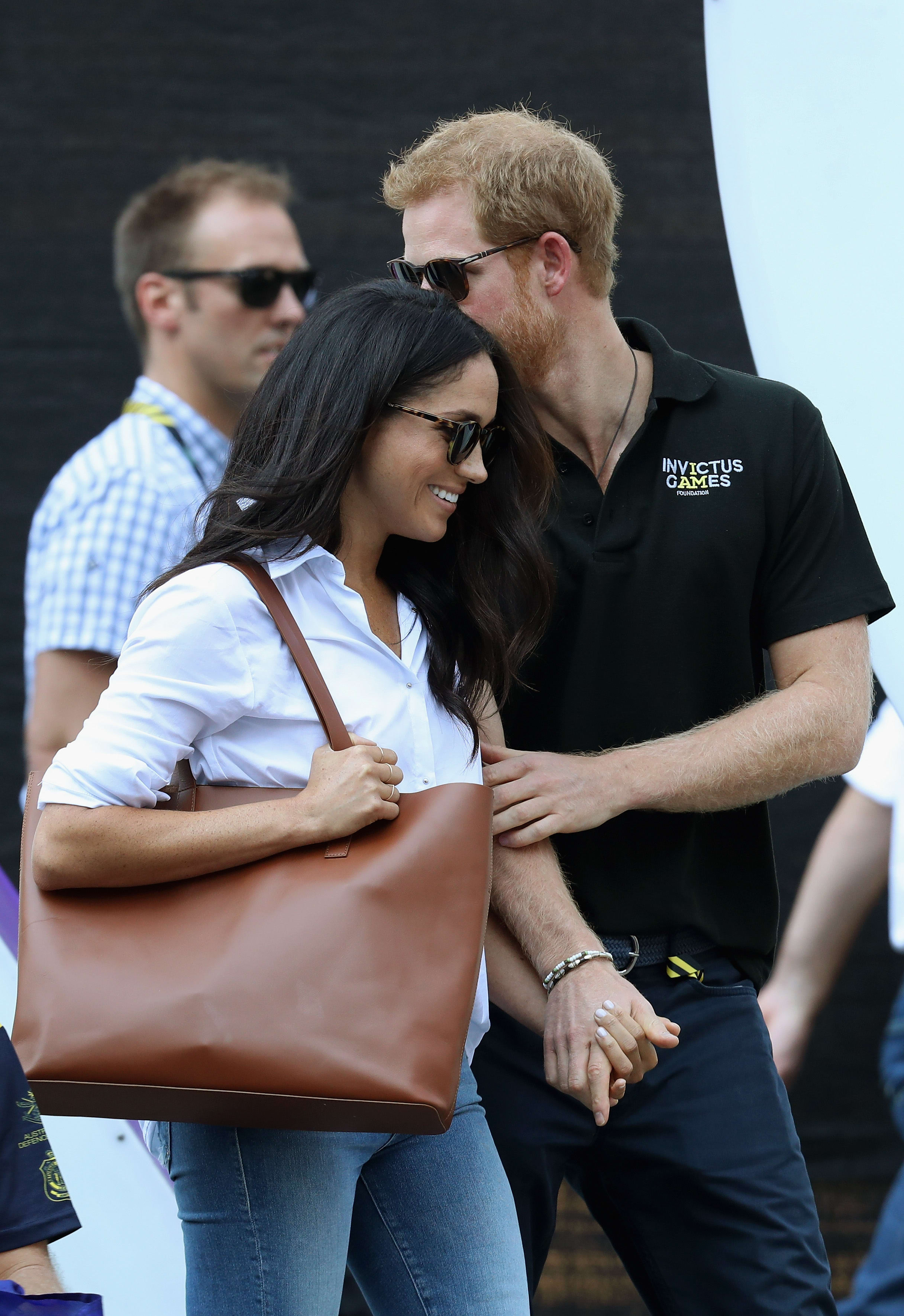 Ti Wedding Ring 42 Elegant Prince Harry Kisses Meghan
