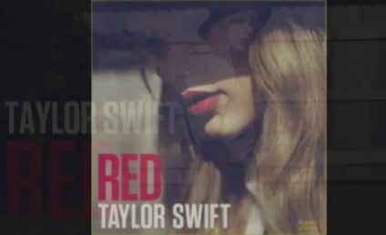 """Taylor Swift Feels """"Red,"""" Releases Title Track"""
