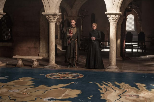 Surveying the kingdoms