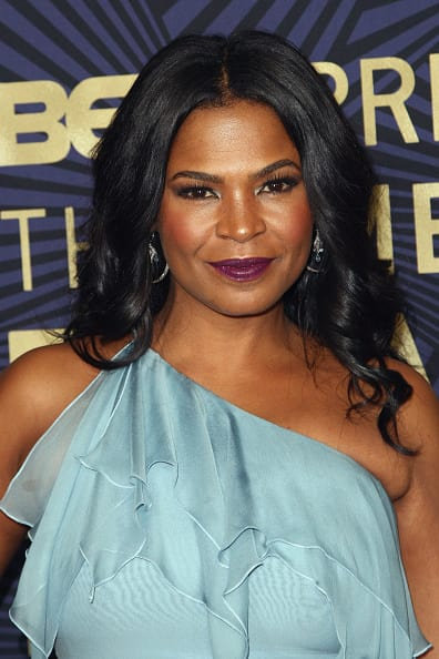 Nia Long Picks Up Award