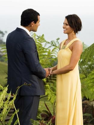 Jason Mesnick, Melissa Rycroft Proposal