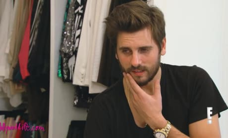 Drunk Scott Disick on Keeping Up With the Kardashians