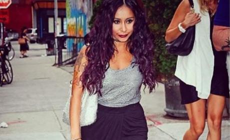 Snooki: Plastic Surgery Photo