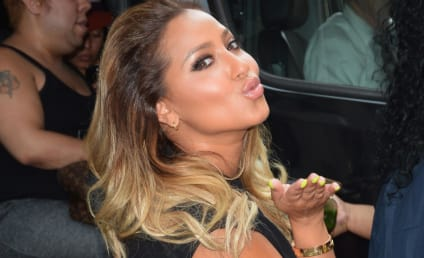 Adrienne Bailon and Lenny Santiago: The Engagement is Over!
