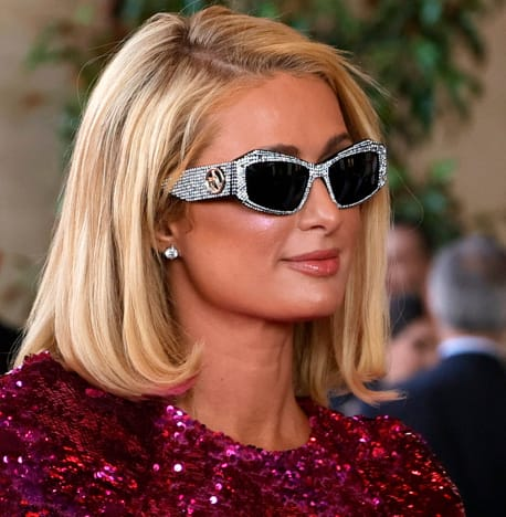 Paris Hilton: Pregnant with Her First Child? At 40?!?
