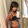 Hilaria Baldwin Post-Birth Photo