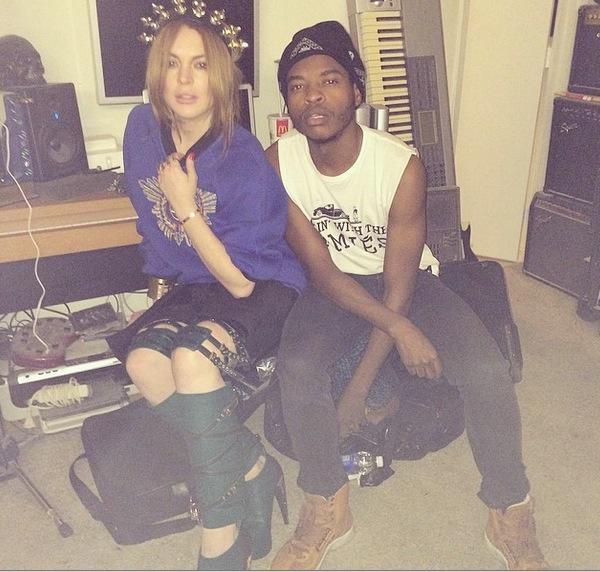Lindsay Lohan on Drugs?