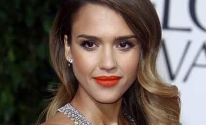 Jessica Alba Golden Globes Necklace: Worth How Much?!?