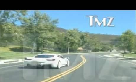 Lil Za and Lil Twist Reckless Driving