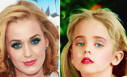 Katy Perry: Is She Actually JonBenet Ramsey?!?